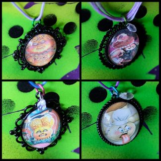 Garbage Pail Kids Necklaces